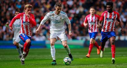 Ronaldo contro l'Atletico è garanzia di gol: il portoghese ha già colpito 22 volte