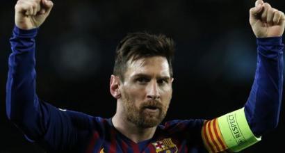 """Barcellona, Messi: """"Cristiano impressionante, che brava la Juve"""""""