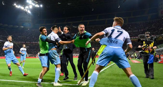 Coppa Italia: Lazio prima finalista