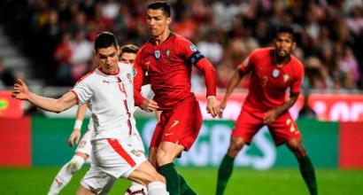 Uefa Nations League, Portogallo-Svizzera in esclusiva su Italia 1