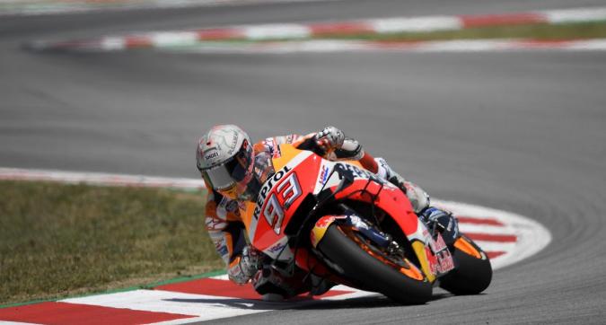 MotoGP, Marquez vince in Catalogna