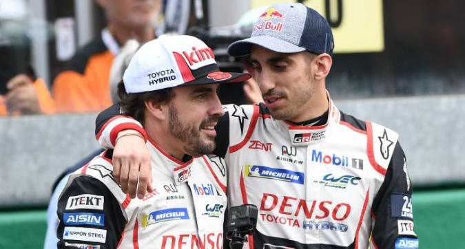 La Formula E a Le Mans, sorride solo Buemi