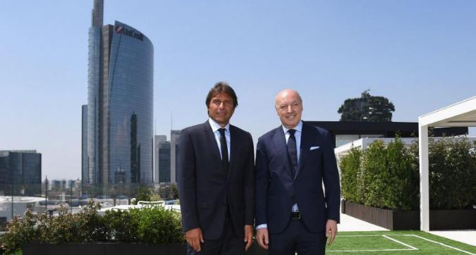 """Inter, Marotta: """"Icardi alla Juve? Ora lo escludo. Fase interlocutoria per Dzeko e Barella"""""""