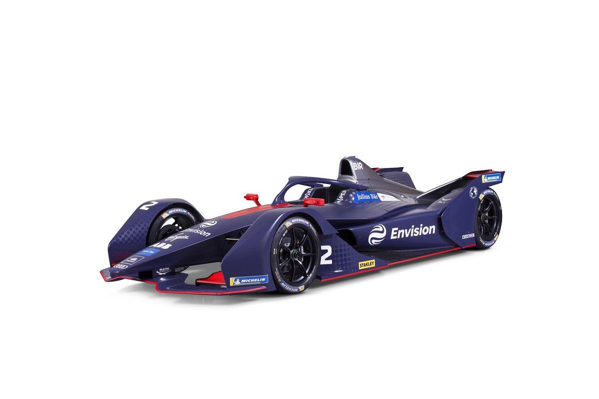 Formula E, ecco il team Virgin Racing