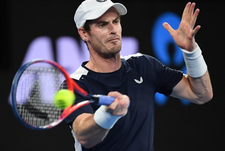 Tennis: l'ultima volta di Murray