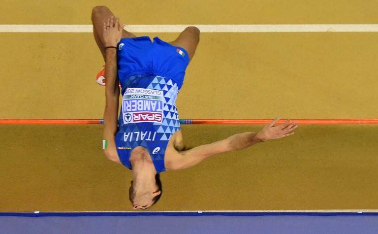 Atletica, Tamberi salta nell'oro