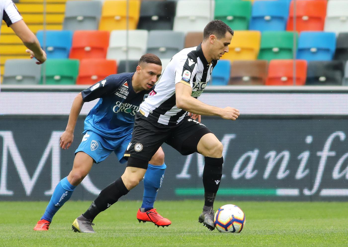 Serie A, le foto di Udinese-Empoli