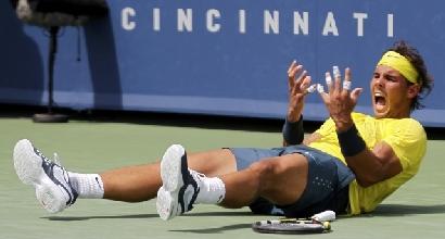 Rafael Nadal, foto Reuters