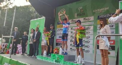 Giro di Lombardia 2014: Martin beffa tutti, Aru nono