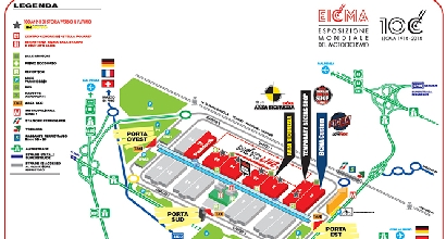 floorplan Eicma 2014