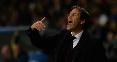 Roma, Rudi Garcia e la maledizione Champions League