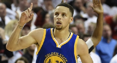 Nba: Steph Curry Mvp all'unanimità