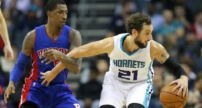NBA: bravo Belinelli, Gallinari affonda