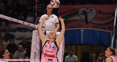 Volley, A1 femminile: Bolzano ko, Casalmaggiore torna in testa