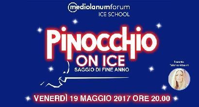Pattinaggio sul ghiaccio: Pinocchio on ice al Mediolanum Forum