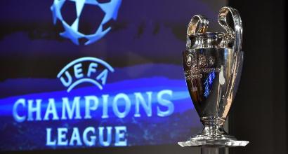 Champions League (foto Afp)