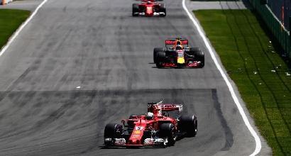 Gp Canada: vince Hamilton ma il palco è tutto per Vettel