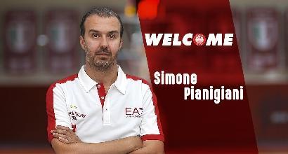 """Olimpia Milano, Proli: """"Con Pianigiani credibilità e entusiasmo"""""""