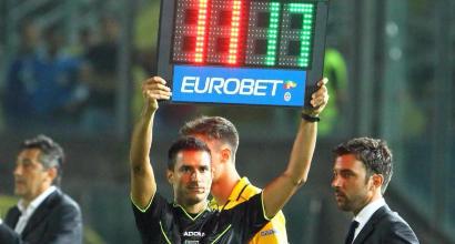 Rivoluzione in Serie D, cinque cambi invece che tre