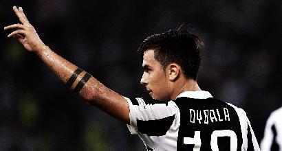 Juventus, l'allarme di Dybala: