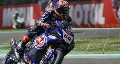 """Van der Mark: """"Emozionato per la MotoGP, ma penso a Portimao"""""""