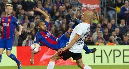Inter a Barcellona per chiudere Rafinha