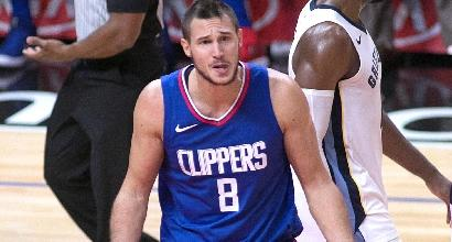 Nba: Cleveland travolta da Houston, Gallinari trascina i Clippers