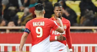Ligue 1, rimonta da infarto per il Monaco: Lione al tappeto