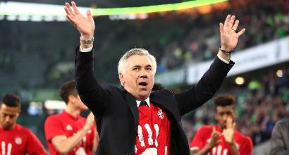 Ancelotti apre alla panca dell'Italia: