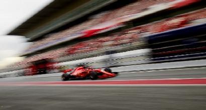 """F1, Vettel: """"Il Mondiale? La Mercedes è favorita. Io devo essere costante ma la Ferrari è pronta"""""""