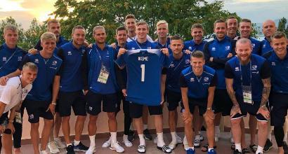 Mondiali 2018, cuore Islanda: regalo speciale per il nigeriano Ikeme malato di leucemia