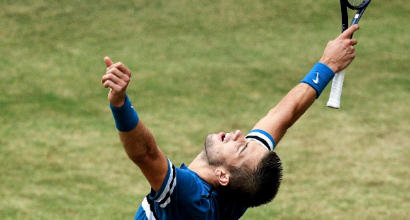 Coric è il nuovo re di Halle, Federer perde lo scettro Atp