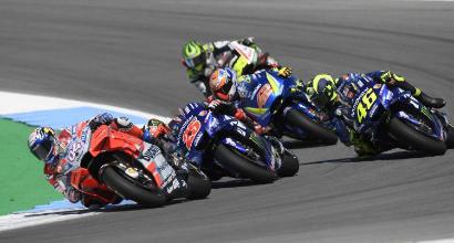 """MotoGP, Rossi: """"Dovi? Sorpasso non intelligente, potevamo finire sul podio"""""""