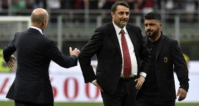 UFFICIALE: Milan, esonerato il ds Mirabelli. Via anche Mangiarano