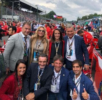 """F1, Geronimo La Russa: """"Una settimana perfetta, il GP d'Italia deve restare a Monza"""""""