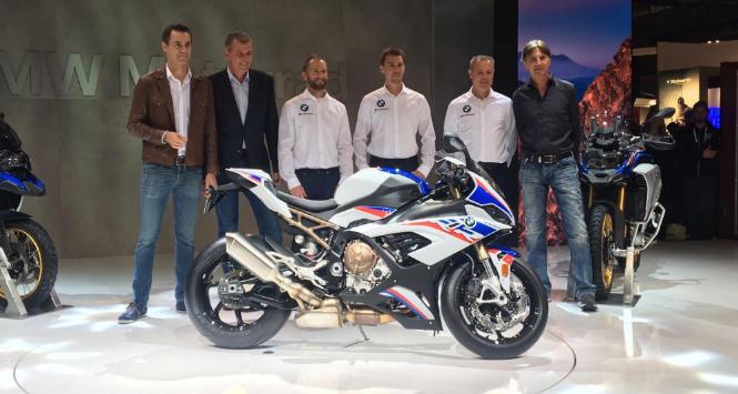 Superbike, Bmw torna ufficialmente con il team Muir e Sykes
