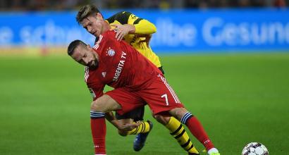 Bayern, Ribery perde la testa