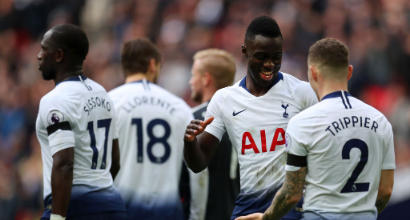 Tottenham-Leicester (Getty Images)