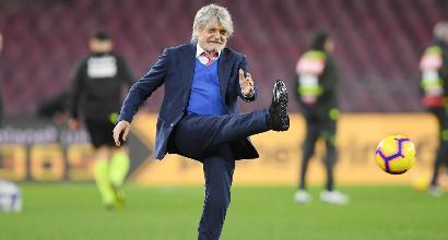 Sampdoria, Ferrero frena sulla cessione a York Capital