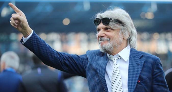 Palermo, spettro fallimento: Massimo Ferrero è pronto a rilevarlo