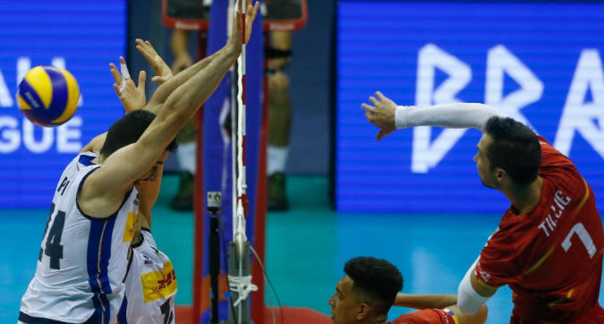 Volley, Nations League: la Francia vince 3-1, Italia fuori dalla Final Six