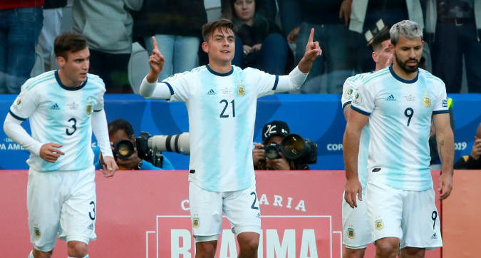 Copa America: Argentina terza dopo la guerra di nervi con il Cile, Messi espulso