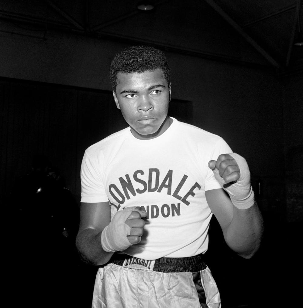 Ali, il più grande di tutti: le foto
