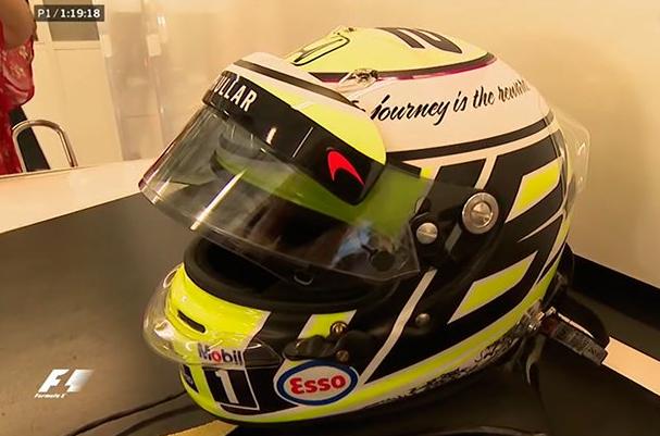 Abu Dhabi sarà l'ultimo Gran Premio di Formula 1 per Jenson Button che lascerà la sua monoposto al belga Stoffel Vandoorne.