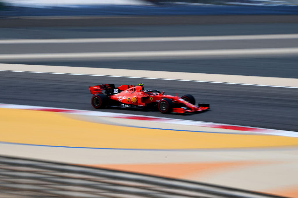 F1, pole di Leclerc in Bahrain