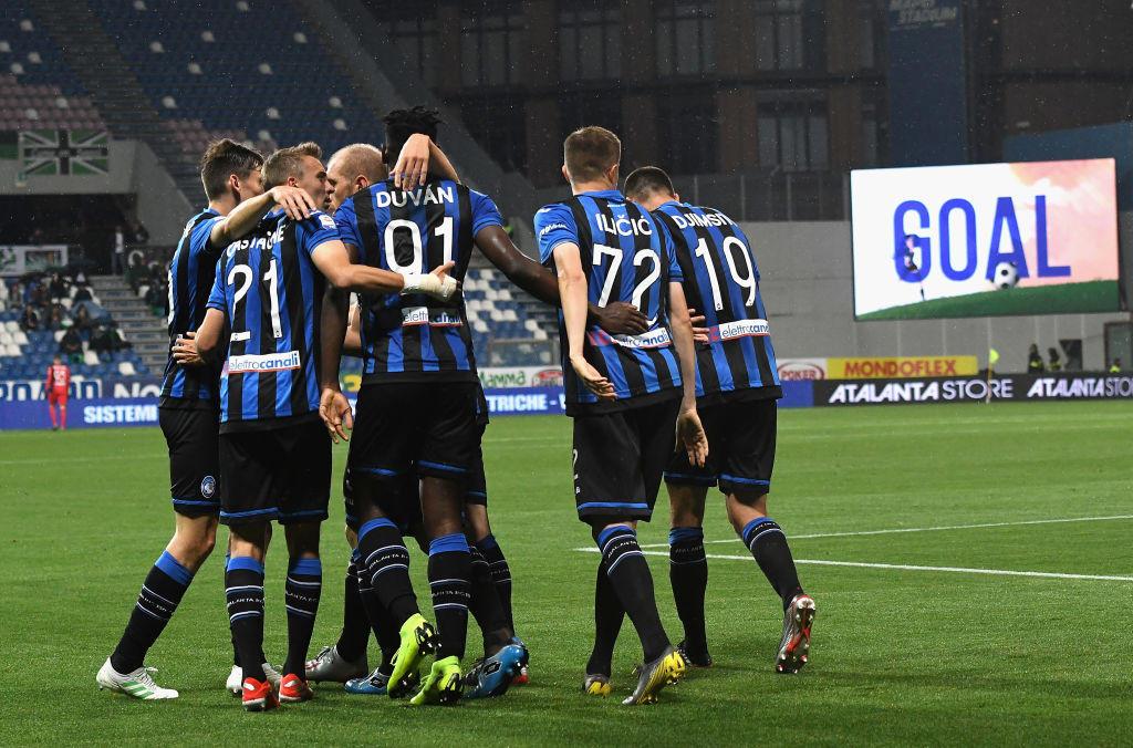 Atalanta - Champions