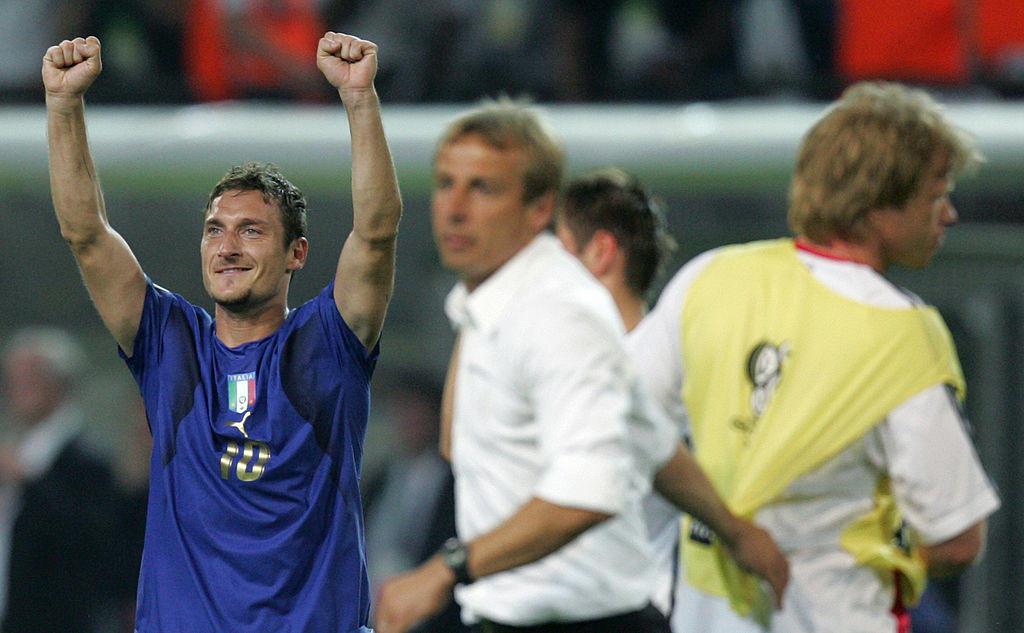 Francesco Totti ha detto di voler diventare uno scout di giovani talenti