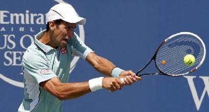 Djokovic, Reuters