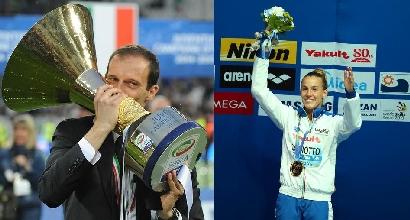 L'impresa 2015 di Premium Sport: Juventus contro Cagnotto