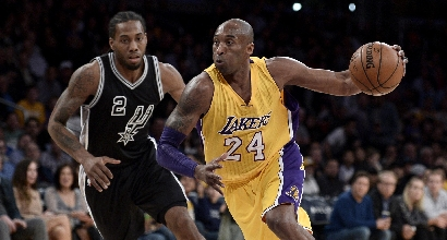 Nba: super Bryant rialza i Lakers